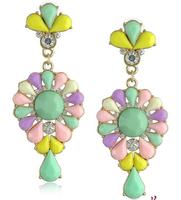 New Statement WaterDrop Bohemia Earrings for Women Fashion Jewelry Free Shipping