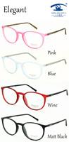 E1004 Free Shipping TR90 Vintage Optic Glasses Designer Myopia Glasses Elegant Style