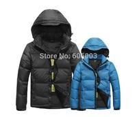 2014 90% white duck brand winter Collars brief paragraph down jacket coat outerwear ,Down & Parkas men T799 L XL XXL XXXL