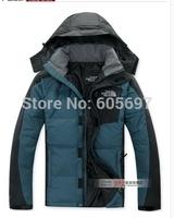 2014 90% white duck brand winter Collars brief paragraph down jacket coat outerwear ,Down & Parkas men 108L XL XXL XXXL