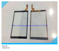 10PCS/LOT100% Original New Touch Screen For HTC Desire 700 Digitizer Touch Panel Front Panel Free shipping by DHL