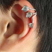 cheap ear cuff silver