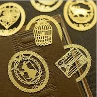 Free ship 1lot=20pcs/korean stationery kawaii Dream lace metal bookmark Creative delicate mini hollow out bookmarks