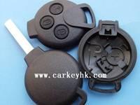 Top quality BEN  Smart 3 buttons remote key shell no logo