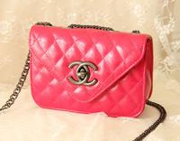 Classic style 2014 new candy-colored mini-packet chain handbag Messenger bag handbag chain bag  cell casual Korean fashion bag