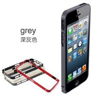 High Quality Protective Bumper Hard Case cover for Apple iPhone 5G 5S/Cheap Bumper For Mobile Phone