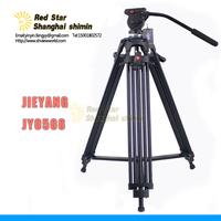 DHL 8KG Professional JY0508 JY-0508 Tripod camera tripod/Video Tripod/Dslr VIDEO Tripod Fluid Head Damping for video