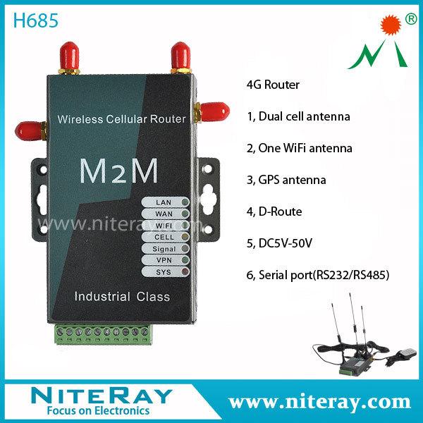 routeur mini mobilecr2 4g fdd lte mifi routeur modem routeur lte 4g lte unique avec double sim cellulaire antennes