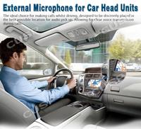 Pumpkin CS-Y0003, 3.5mm Audio Jack external mic for car head unit,Free Shipping