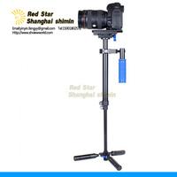 Carbon Fiber DSLR S-63 Video Camera Stabilizer S-63 for DSLR Camera and DV camcorder Steadycam Steadicam