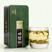 [Biluochun] Supreme 2014 New Tea Top Grade Green Tea Non-fermented Early Spring Tea Gift Box  Piluochun