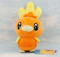 10pcs/lot Pokemon Costume Torchic Plush Anime Plush toys 16cm Stuffed Animals Dolls New Year Gifts for Children Free Shipping