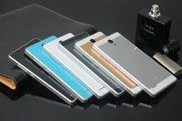 Min.order is $10 (mix order)PC+ALUMINIUM DURABLE hard protective back cover case For MIUI XIAOMI RED MI REDMI HONGMI NOTE