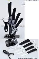 2014 rushed hot sale multi ciq knives knife kitchen six kitchen knife set wholesale and retail fruit gift stock free shipping