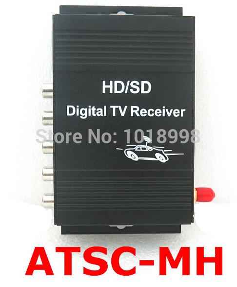 2015 New 1pcs/lot USA ATSC-MH Digital TV receiver Special USA use 1 pacs M-488X(China (Mainland))