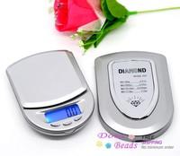 Digital LCD Electronic Pocket Balance Scale 0.1x500g (B08558)