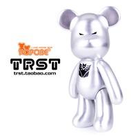 Genuine Gloomy Bear MOMO bear14cm 5 inch Megatron Reception originality Doll action figures collection model free shipping