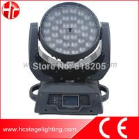 Guangzhou 36x15W 5in1 wireless dmx zoom wash led moving head