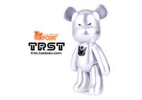 10pcs/set Genuine Gloomy Bear MOMO bear14cm 5 inch Megatron Reception originality action figures collection model free shipping