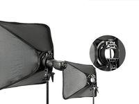 Godox 80x80cm Softbox + S-Type Bracket Bowens Holder+ Bag Kit for Camera Flash