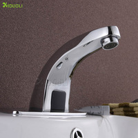 Wholesale & Retail copper Infrared Sensor Water Saver Faucet xdl1503