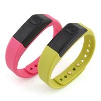 Vidonn Health Smart Wristband Bluetooth 4.0 Sports Recorder Sync Function OLED Screen