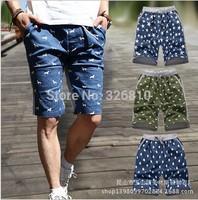 2014 new arrival Good quality summer men's casual shorts beach shorts Metrosexual Mens shorts!