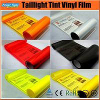 Car Decoration Protector 30CMX100CM Auto Car Fog Light Taillight Tint Waterproof Vinyl Film Car Motorcycle Headlight Sticker