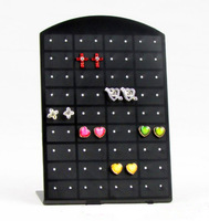 New fashion black 36 Pair Jewelry Holder Organizer Earrings Display Stand D109