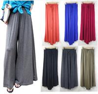 Plus Size S-XL New 2014 Women's Candy Color Pants Fashion Modal Candy Colors Yoga Pants Trousers Fit Lady pants KZ 049