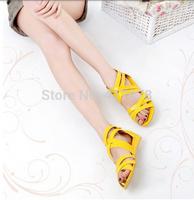 Summer Flats Gladiator Sandals New 2014 Brand Designer Women Casual Sandal Sexy Ankle Straps Roman Beach Slippers 34~43 LX1007