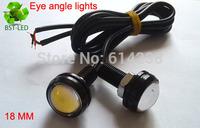 2x 1.5W LED angel eyes led angle light 3 pcs COB  18MM LED Car lights