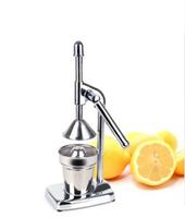 Free Shipping Hand press juicer, Manual juice machine, orange juice machine, juice press device