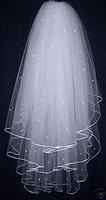 3 layers Wedding accessories wedding veil