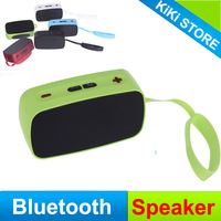 Latest Portable Wireless Bluetooth Speaker 3W Stereo audio sound Outdoor speaker for iphone 4 5 iPod, car