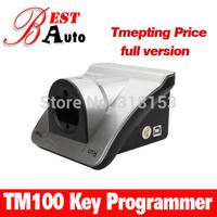 Universal TM100 Transponder Key Programmer Support all key lost tm100 Auto Key Programming TooL with Full Version