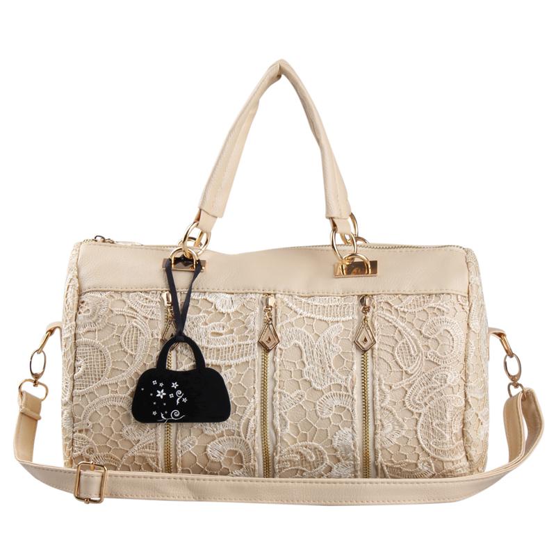 2014 chegam novas lace bolsa das mulheres women shoulder crossbody bag tote à moda projetistas mulheres mensageiro saco marca WFCHB01401(China (Mainland))