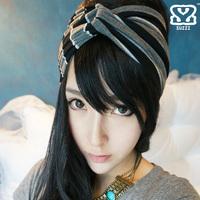 Popular 2014 women's elastic hair band fashion vintage bandanas fashion hair bands accessories