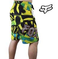 fox men board shorts surf boardshorts quick dry beachwear beach short swim trucks trousers britches size 30 32 34 36 38