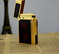 LangSheng Dupont Dupont lighters A clover ten percent authentic collector