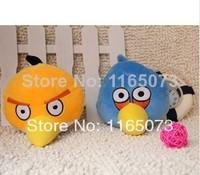 2014 Hot Sale Limited Freeshipping White Black Red Pocoyo 12cm Super Lovely Bird/plush Dolls, Plush Toys, Children's Doll