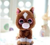 2014 Promotion Sale Freeshipping Pink Brown Minion The Original Single Super Large Liquid Eyes of Plush Toys Sika Deer Dolls