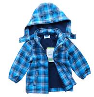 Topolino Brand,baby hoodies,new 2015,winter clothing,baby wear,baby boy clothes,windproof waterproof jacket