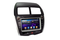 Pure Android 4.2.2 For ASX 2010 2011 Headunit GPS Navigation Car PC Multimedia dual Core WIFI 3G Bluetooth Free Map DHL EMS