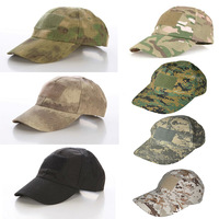 Military Airsoft Tactical Baseball Cap outdoor Shooting Hunting Sniper Fishing Cycling Camping Hiking Hats 8 Colors Optional