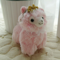 Alpacasso brinquedos camelid horse plush toy stuffed dolls  Vicugna pacos toys and children's products freeshipping wholesale