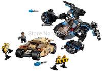New DIY Batman vs Bane Scenes Minifigures Model Building Blocks Sets Figure Bricks Toys lego compatible Educational blocks