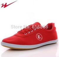 Chiinese Famous Brand Top quality Shaolin kungfu shoes wushu Tai Chi shoes Martial Arts running Canvas Sneaker Shoes freeship