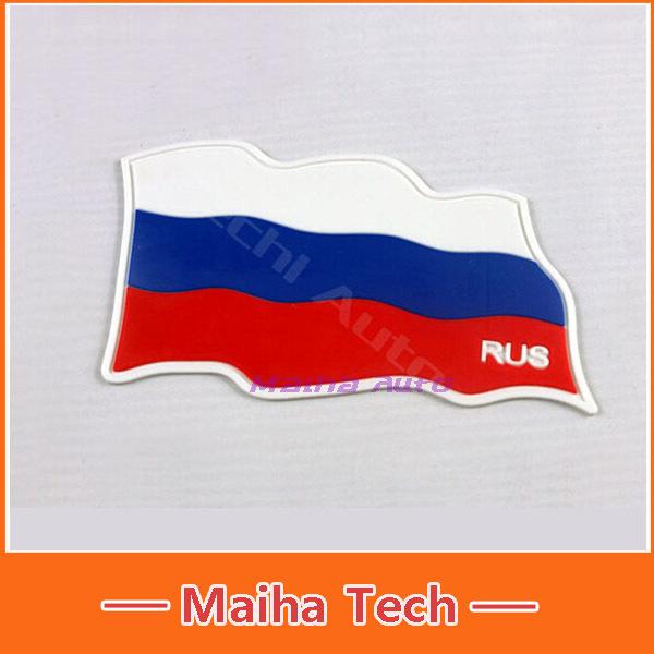 Бесплатная доставка автомобилей , не перчатки площадку мобильный телефон держатель коврик мини-доказательства RU флаг россии на телефон PAD mp3 mp4