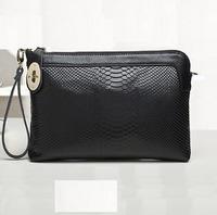 New 2015 Women Natural Leather Handbag Mixed Colors Wholesale Leather Clutch New Fashion Women Shoulder Bags Women Messenger Bag